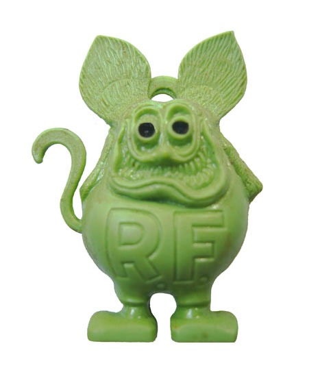 rat-fink-green