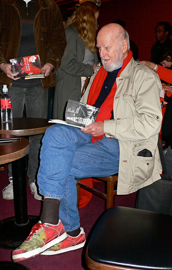 Ferlinghetti-reading
